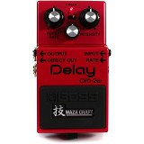 BOSS Guitar Effect Delay [DM-2W]